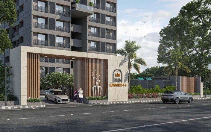 Shiv samarth gate - Shiv Someshwar Group